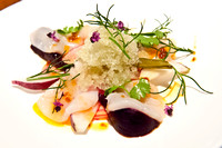 2012 Interim Table - an evening with Chef Chris Bailey, Brighton. September 6th