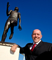 July 24th 2012 Steve Ovett given the Freedom of the City, Brighton & Hove