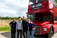 2015-05-23 BHFDF Wine Bus Tour to Bolney and Bluebell