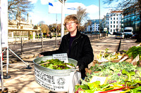 2013 Farmers Market on Old Steine