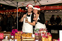 Thursday 12th November 2015 Fitzrovia Christmas Market, Whitfield St, Fitzrovia, London, UK