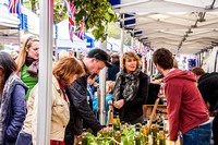 Saturday 18th May 2013 Farmers Market on Old Steine, Brighton, East Sussex, UK