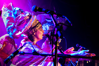 2016-05-18 Spiegeltent: King Lagoon's Flying Swordfish Dance Band