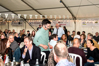 "Thursday 28th May 2015 Brighton & Hove Food and Drink Festival ""Make Your Case"" Wine Tasting, Hove Lawns, Hove, East Sussex, UK"