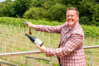 2016-07-15  Olly Smith launches Bolney Tasting Room