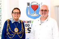 2018-04-05 BHFDF Wine week Launch at Harbour Hotel.