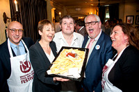 Brighton & Hove Festival of Food and Drink Launch Party at Hotel du Vin, Brighton 29th March 2012