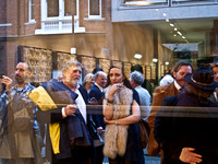 2012-05-10 Jamie McCartney's Skin Deep Private View at the Hay Hill Gallery, London,