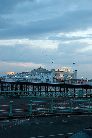 65 Brighton Pier, Views