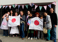 26th March 2011 Cakes for Japan, Brighton