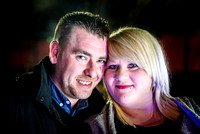 2017-02-11 Romantic proposal at SEALIFE Brighton