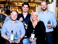 2017-08-29 BHFDF Gin Makers Dinner at The Salt Room
