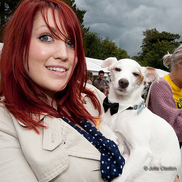 The Dog Show In Hove Park On Sunday