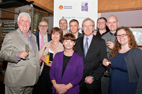 Sussex Business Awards Winners Dinner, Hotel du Vin Brighton. 23rd February 2011