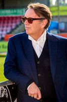 2016-10-28 Chris Difford at Lewes Football Club