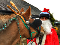 2016-12-21 Woodchurch RDA Carriage Driving Santa and Elves