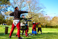 2017-04-08 Warriors of Arundel Castle Action