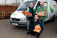 FareShare Brighton and Moulsecoomb Forest Garden and Wildlife Project January 2012
