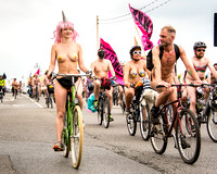 2015-06-14 Brighton World Naked Bike Ride
